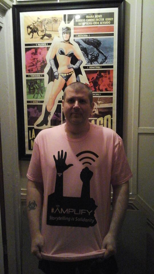 #AMPLIFY tee shirt
