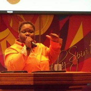 Reverend Shanea Leonard