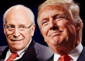 Dick Cheney Donald Trump