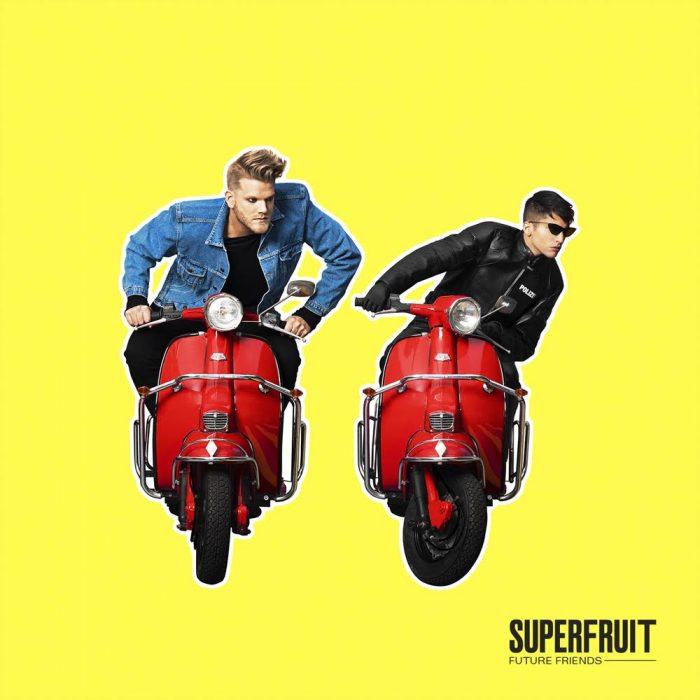 Superfruit album giveaway