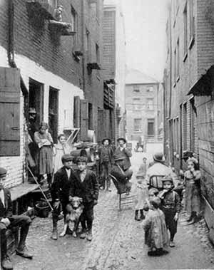 Basin Alley Pittsburgh