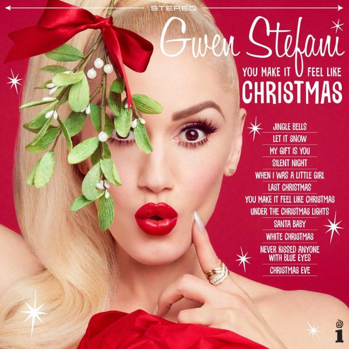 Gwen Stefani Giveaway