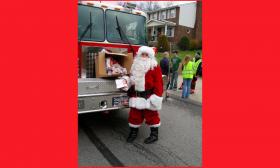 Santa Claus West Mifflin
