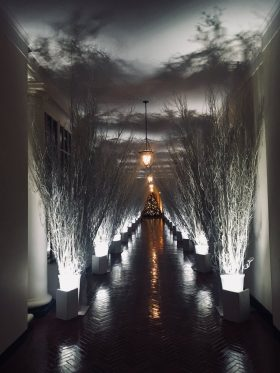Melania White House