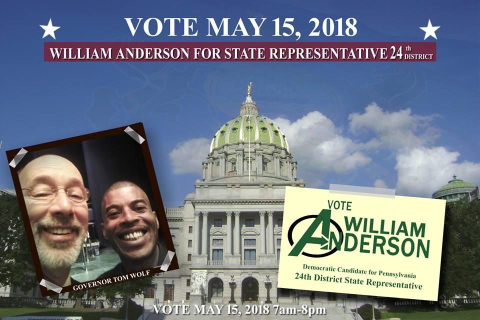 WIll Anderson State Legislature