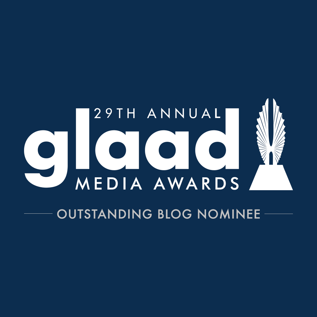 GLADD Media Awards logo