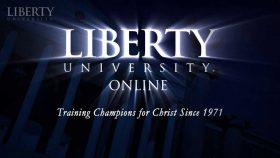Liberty University Online LGBT