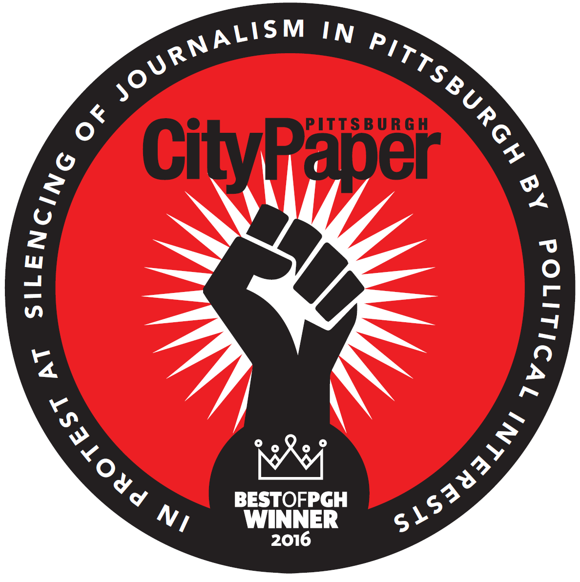 City Paper Best of PGH 2016