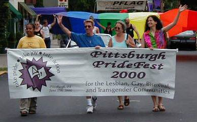Pittsburgh Pride Richard Parsakian