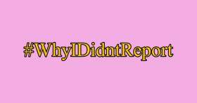 #WhyIDidntReport Pittsburgh