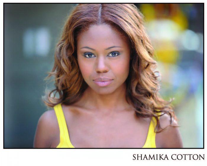 Shamika Cotton