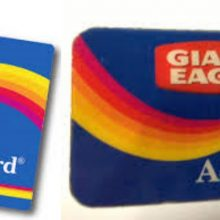 Giant Eagle Advantage Card Shared Account