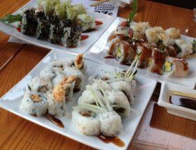 Holiday Sushi