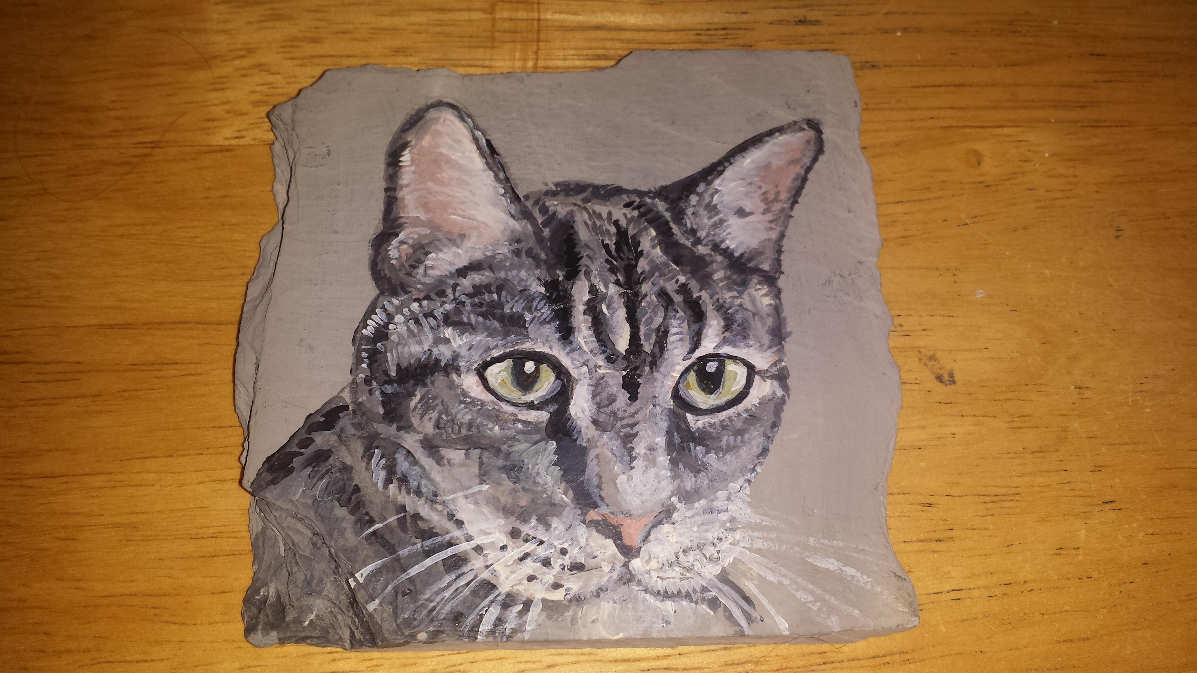 Custom Pet Portrait Pittsburgh