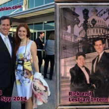 Rick Santorum photo Maria Butina