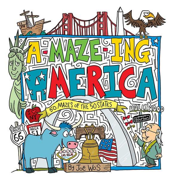 American maze book
