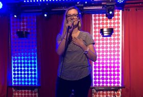 Irish Immigrant Lesbian Comedian