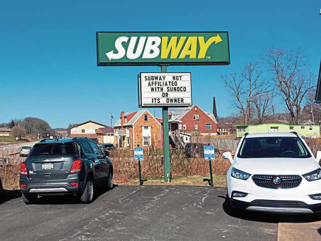Subway racist billboards worthington
