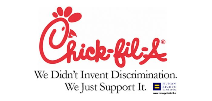 Chick-fil-A discrimination