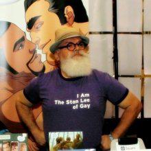 Dale Lazarov 3 Rivers Comic Con