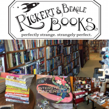 Rickert & Beagle Books