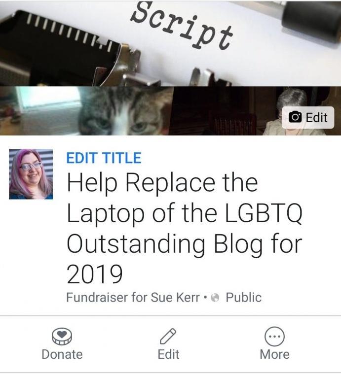 GLAAD Outstanding Blog Award