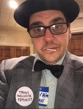 Feminist Trans Man