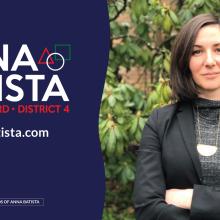 Anna Batista School Board
