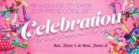 Pride Renaissance City Choir giveaway