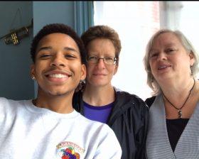 Lesbian Foster Family
