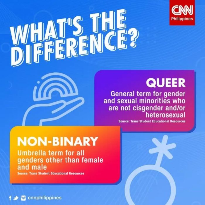 NonBinary Queer