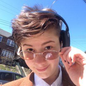 Austistic Nonbinary Lesbian Pittsburgh