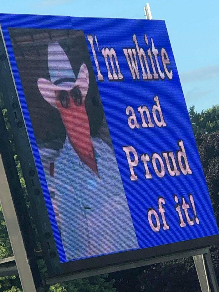 John Placek Worthington billboards