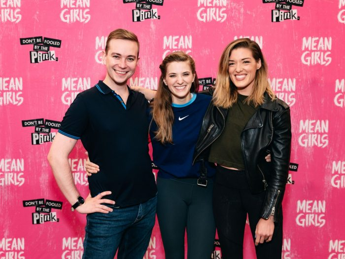 Mean Girls Musical Damian Hubbard