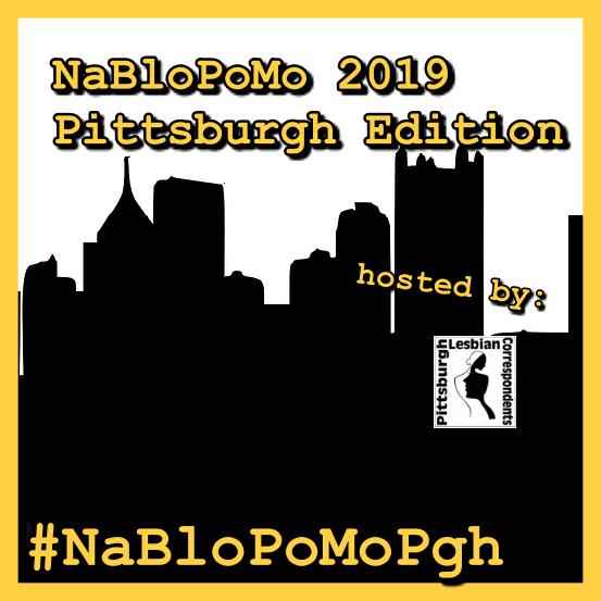 NaBloPoMo 2019
