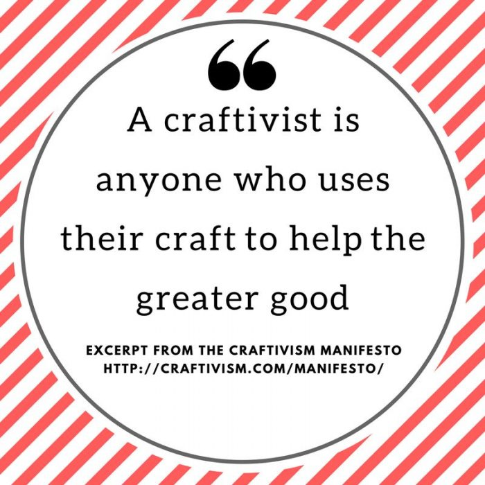 Craftivist Pittsburgh