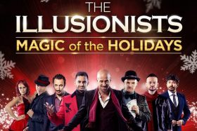 The Illusionists Magic Show Pittsburgh