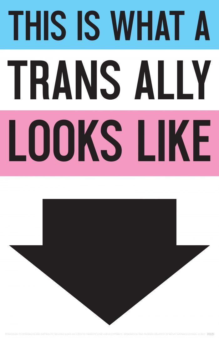 Lesbian Transgender Ally