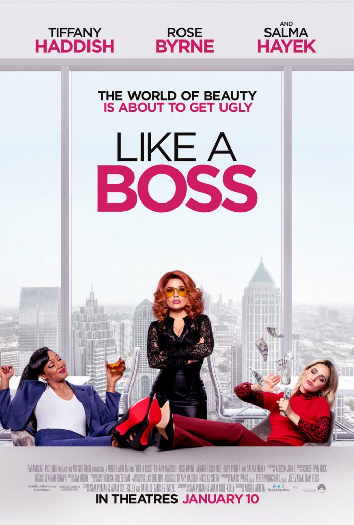 Like a Boss Movie Poster
