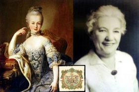 Laura Ingalls Wilder Marie Antoinette