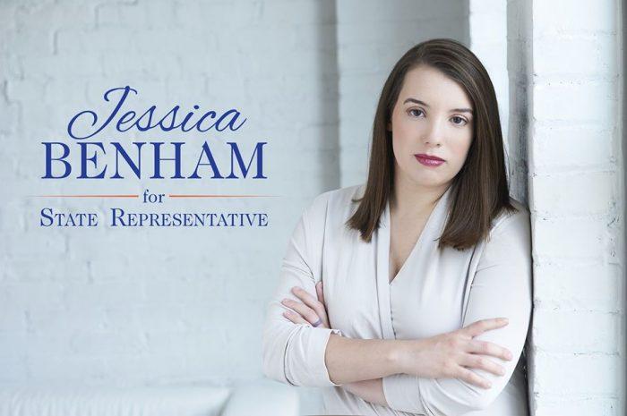 Jessica Benham