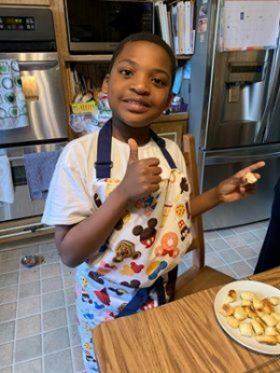 Elijah Explains how kids can make pretzels