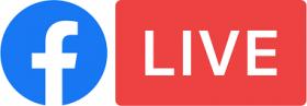 I made Facebook live videos