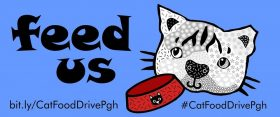 where to donate cat food Pittsburgh