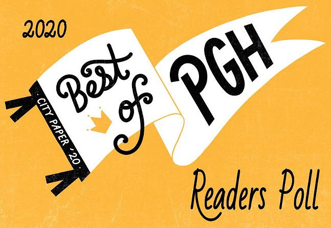 Best of Pitsburgh City Paper Reader's Poll