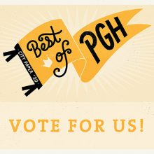 Vote For Us Best of Pittsburgh