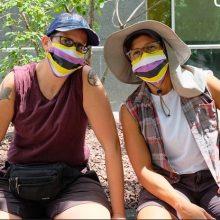Queer Masks