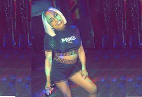 Black Trans Woman